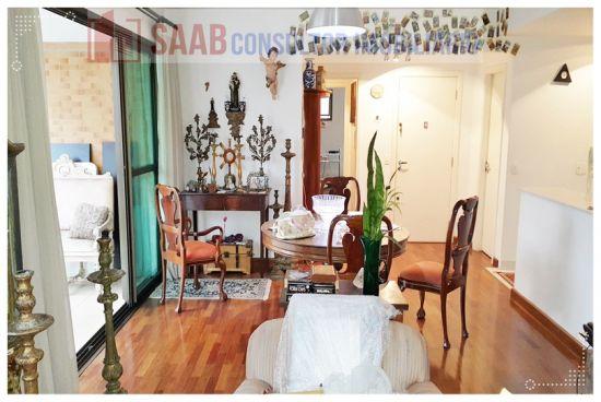 Apartamento JARDIM PAULISTA, 2 bedroom, 4 bathroom, 2 vagas na garagem