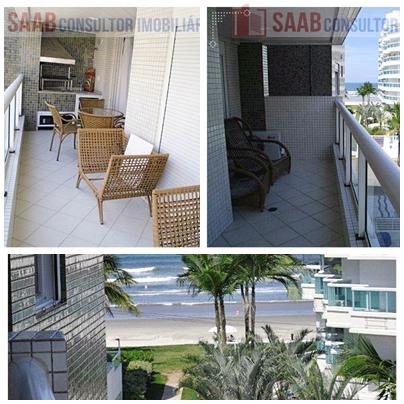 Apartamento RIVIERA DE SÃO LOURENÇO 3 dormitorios 4 banheiros 3 vagas na garagem