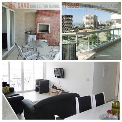 Apartamento, RIVIERA DE SÃO LOURENÇO, 3 dormitorios, 3 banheiros, 2 vagas na garagem