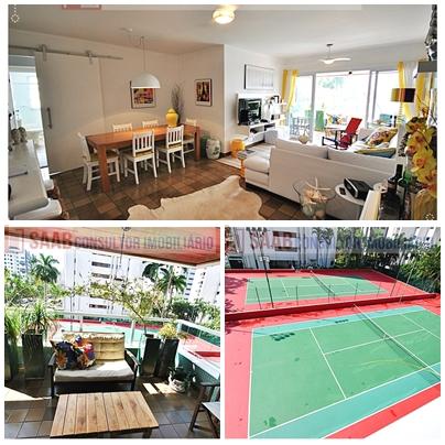 Apartamento RIVIERA DE SÃO LOURENÇO, 4 bedroom, 4 bathroom, 1 vagas na garagem