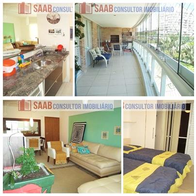 Apartamento RIVIERA DE S�O LOUREN�O, 3 bedroom, 3 bathroom, 2 vagas na garagem