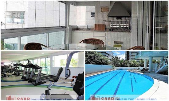 Apartamento RIVIERA DE SÃO LOURENÇO 3 dormitorios 5 banheiros 3 vagas na garagem