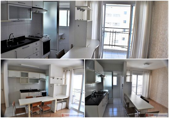 Jardim Paulista, Apartamento, 2 dormitórios, 1 suítes, 1 vagas na garagem