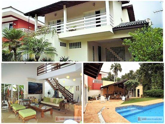 Casa em Condomínio RIVIERA DE SÃO LOURENÇO 5 dormitorios 6 banheiros 4 vagas na garagem