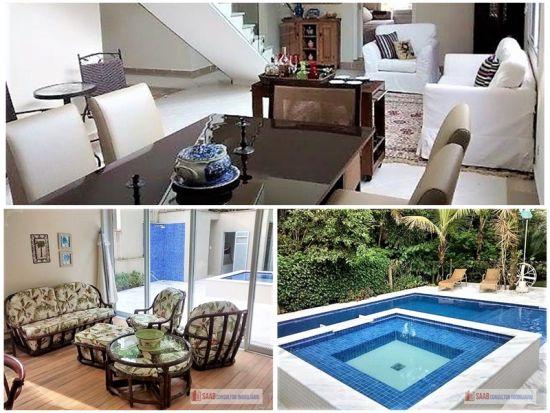 Casa em Condomínio venda RIVIERA DE SÃO LOURENÇO - Referência 1783-AG