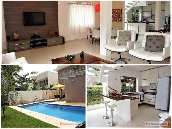 Casa em Condomínio venda RIVIERA DE SÃO LOURENÇO - Referência 1784-AG