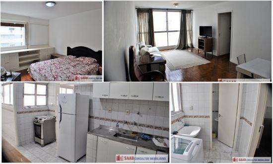 Apartamento Consolação 2 dormitorios 2 banheiros 1 vagas na garagem