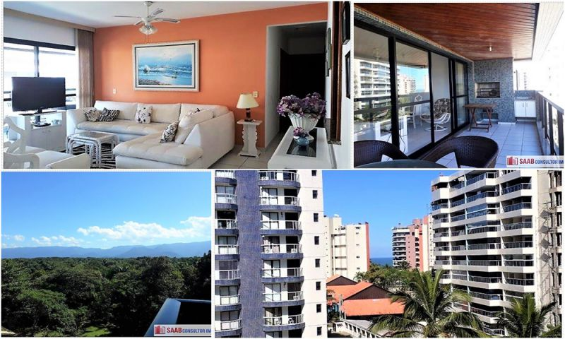 Apartamento venda RIVIERA DE SÃO LOURENÇO - Referência 1811-ag