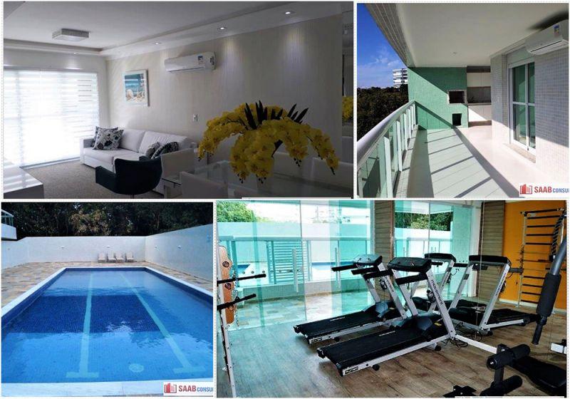 Apartamento venda RIVIERA DE SÃO LOURENÇO - Referência 1813-ag