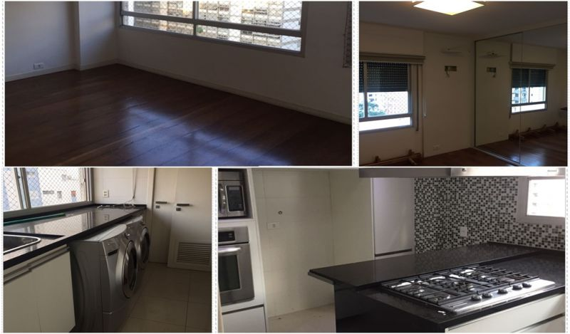 Apartamento aluguel Jardim Paulista - Referência 1816-IR