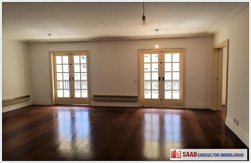 Apartamento aluguel Jardim Paulista - Referência 1817-IR