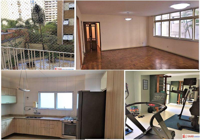 Apartamento aluguel Jardim Paulista - Referência 1825-IR