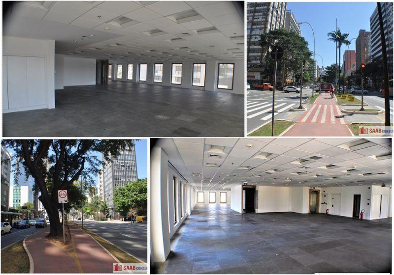 Conjunto Comercial Jardim Paulistano 0 dormitorios 8 banheiros 16 vagas na garagem