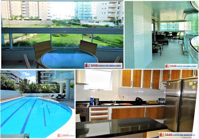Apartamento RIVIERA DE SÃO LOURENÇO 4 dormitorios 4 banheiros 3 vagas na garagem