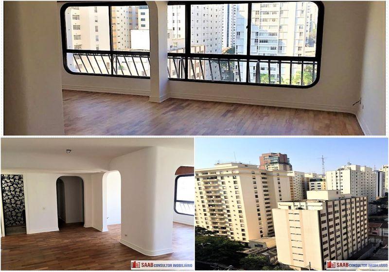 Apartamento aluguel Jardim Paulista - Referência 1858-IR