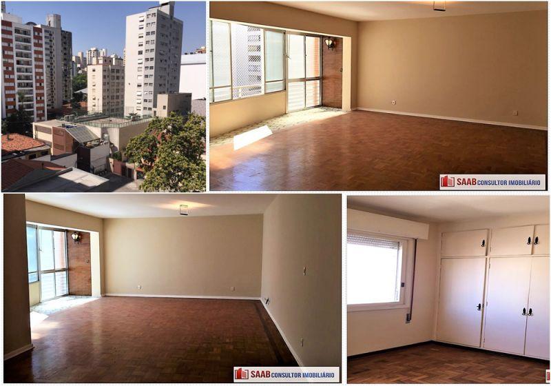 Apartamento aluguel Jardim Paulista - Referência 1861-IR