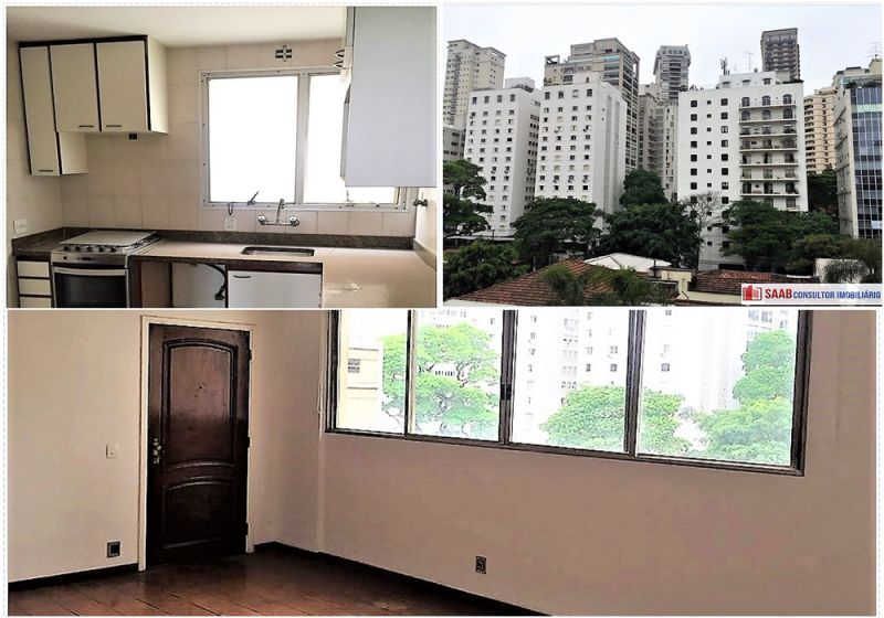 Apartamento aluguel Jardim Paulista - Referência 1868- IR