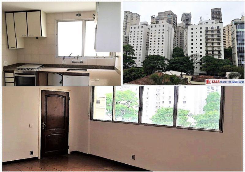 Apartamento venda Jardim Paulista São Paulo - Referência 1869-ir