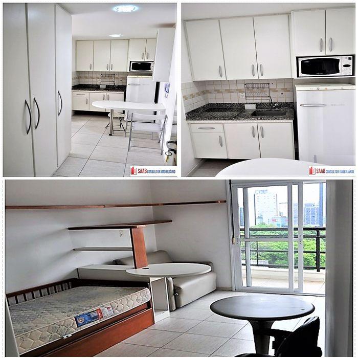 Apartamento aluguel Consolação - Referência 1882-S
