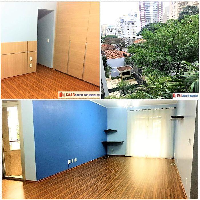 Apartamento Jardim Paulista 2 dormitorios 3 banheiros 2 vagas na garagem