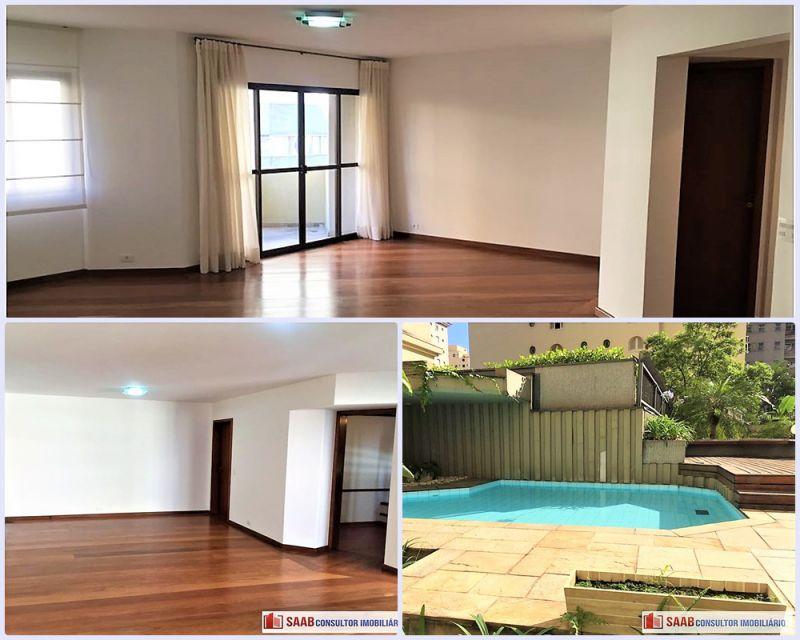 Apartamento aluguel Jardim Paulista - Referência 1903-IR