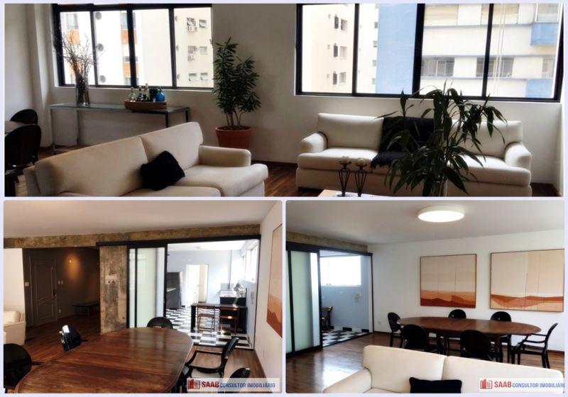Apartamento aluguel Jardim Paulista - Referência 1905-IR