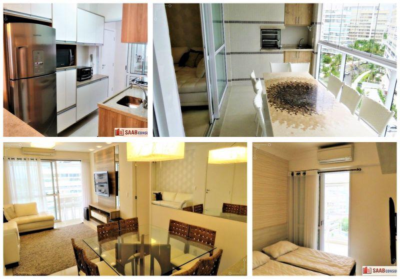 Apartamento venda RIVIERA DE SÃO LOURENÇO - Referência 1926-AG