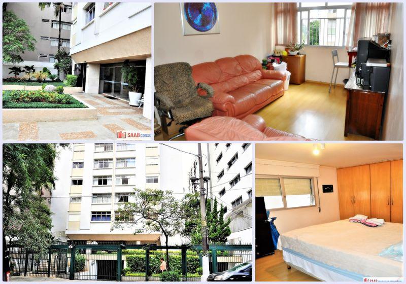 Apartamento venda Jardim Paulista - Referência 1931-S