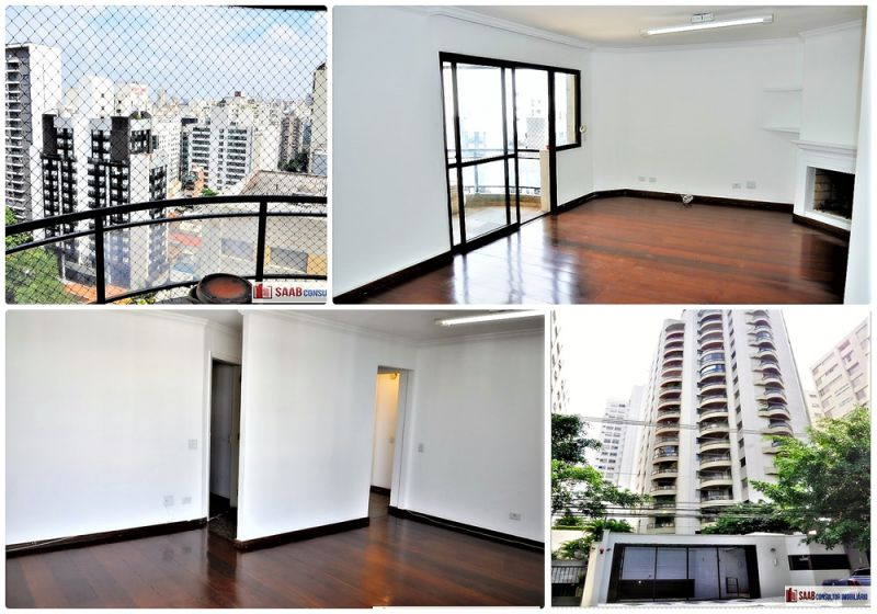 Apartamento aluguel Jardim Paulista - Referência 1958-s