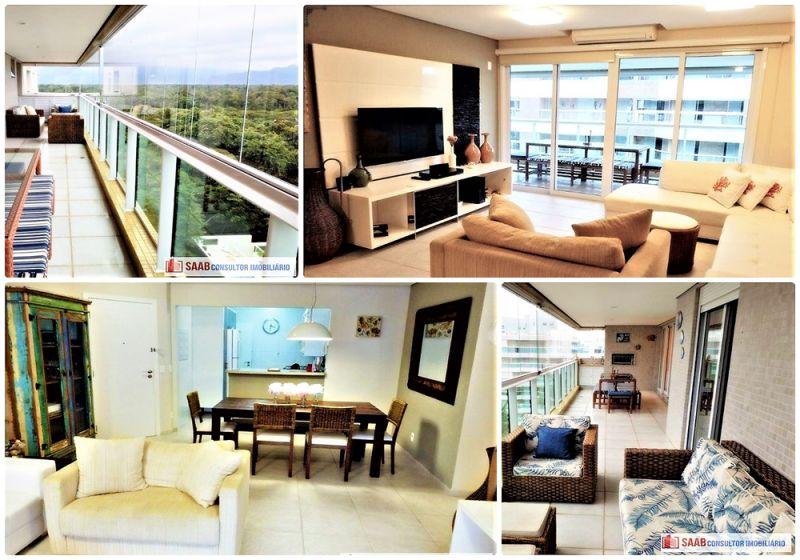 Apartamento venda RIVIERA DE SÃO LOURENÇO - Referência 1961-AG