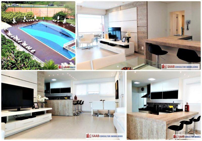 Apartamento RIVIERA DE SÃO LOURENÇO 3 dormitorios 5 banheiros 2 vagas na garagem