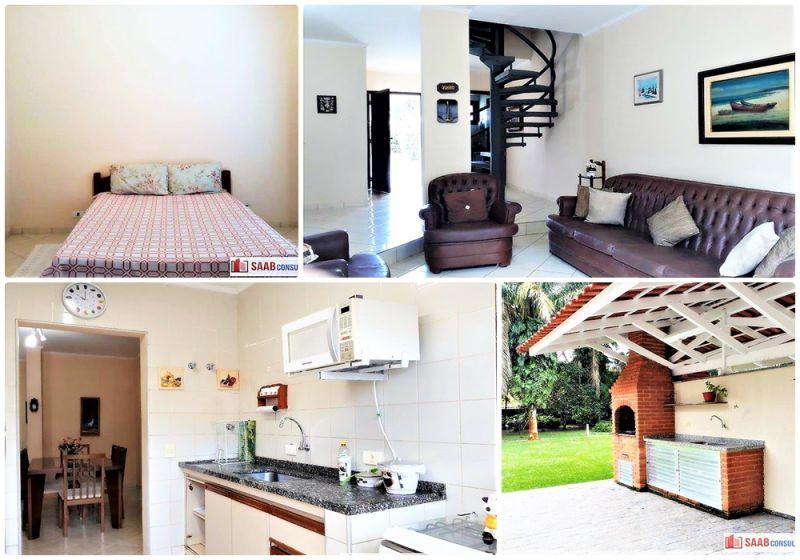 Casa em Condomínio venda RIVIERA DE SÃO LOURENÇO - Referência 1965-AG