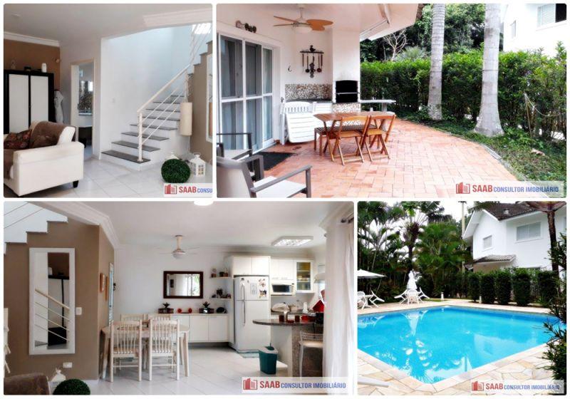 Casa em Condomínio RIVIERA DE SÃO LOURENÇO 3 dormitorios 3 banheiros 1 vagas na garagem