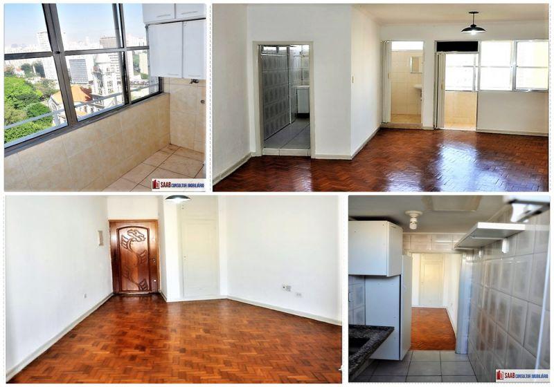 Apartamento Centro 1 dormitorios 1 banheiros 0 vagas na garagem