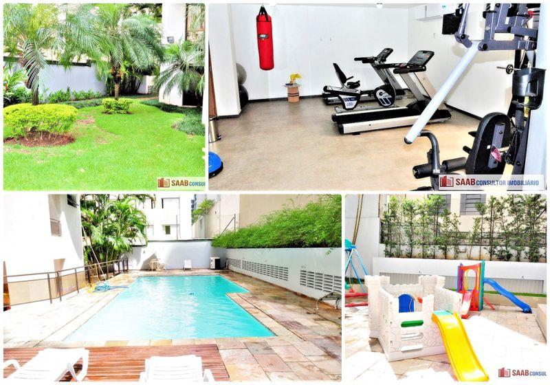 Apartamento aluguel Jardim Paulista - Referência 11998-s