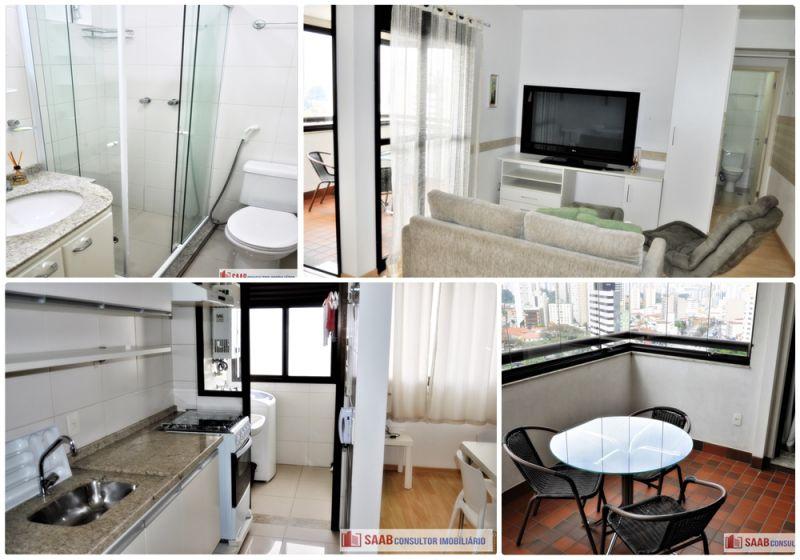 Apartamento aluguel Vila Mariana - Referência 2028-S
