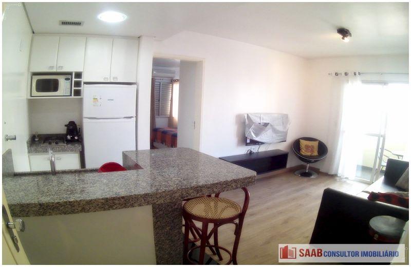 Apartamento Morro dos Ingleses 1 dormitorios 1 banheiros 1 vagas na garagem
