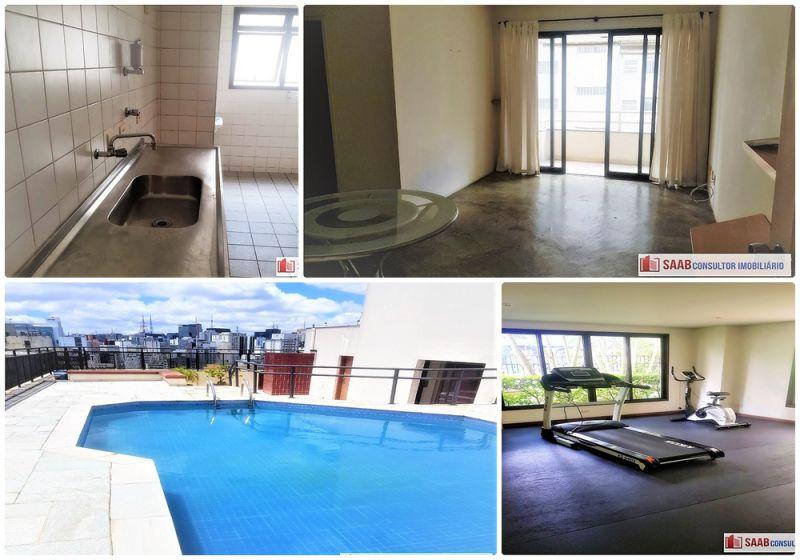 Apartamento venda Consolação - Referência 2051-s