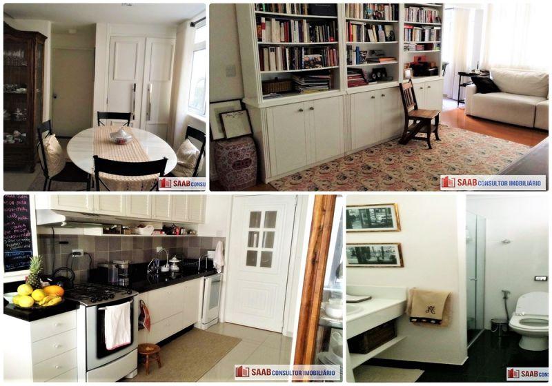 Apartamento venda Consolação - Referência 2052-s