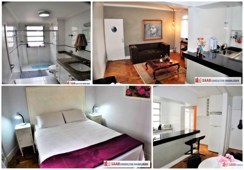 Apartamento venda Jardim Paulista - Referência 2054-s