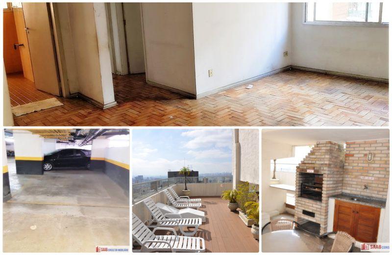 Apartamento venda Bela Vista - Referência 2085-s