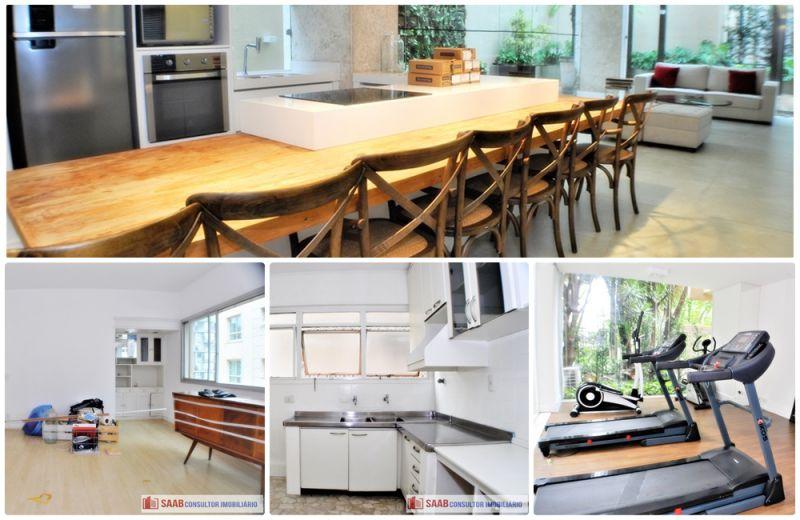 Apartamento aluguel Jardim Paulista - Referência 2102-s