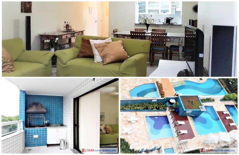 Apartamento venda RIVIERA DE SÃO LOURENÇO - Referência 2106-ag