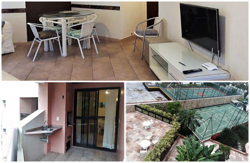 Apartamento RIVIERA DE SÃO LOURENÇO 3 dormitorios 0 banheiros 2 vagas na garagem