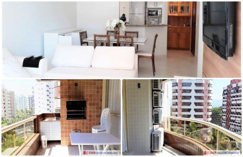 Apartamento RIVIERA DE SÃO LOURENÇO 3 dormitorios 3 banheiros 0 vagas na garagem
