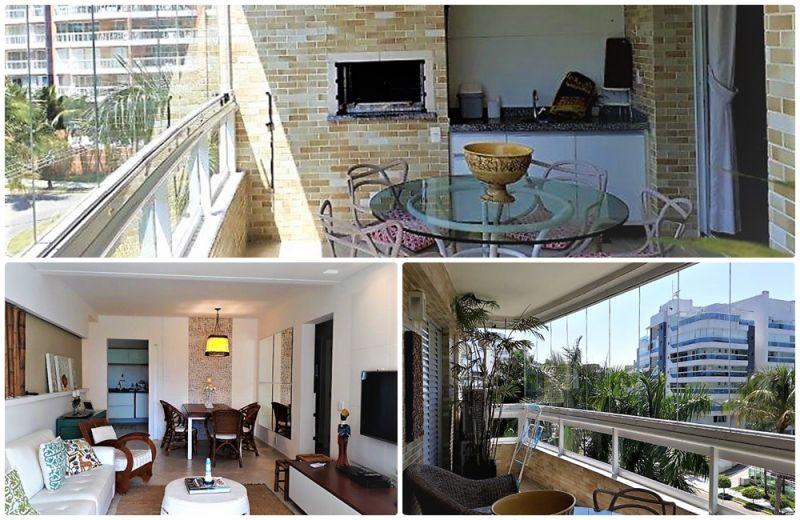 Apartamento venda RIVIERA DE SÃO LOURENÇO - Referência 20111-AG