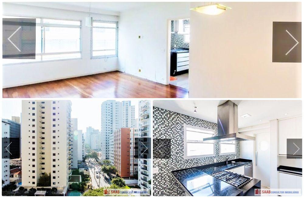 Apartamento aluguel Jardim Paulista - Referência 2144-s