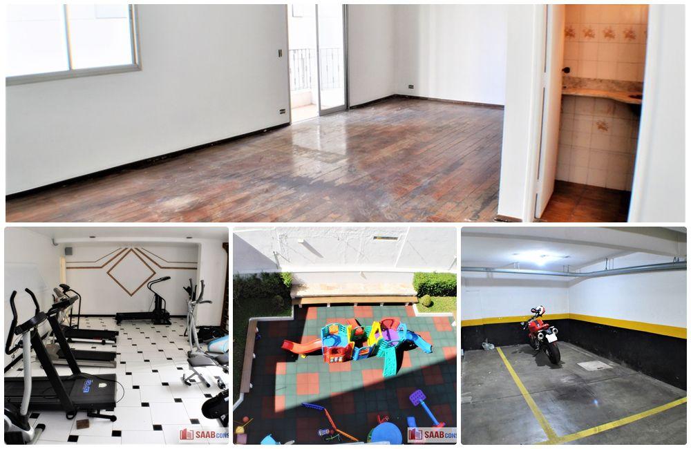 Apartamento venda Vila Clementino - Referência 2154-s