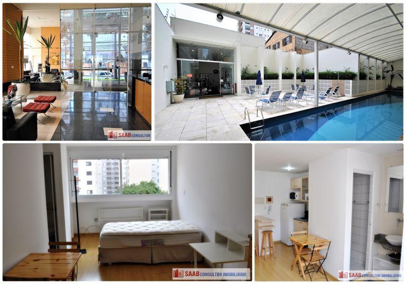 Apartamento aluguel Consolação - Referência 2155-s