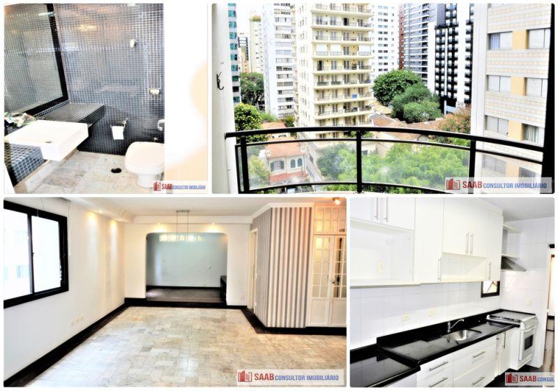 Apartamento aluguel Jardim Paulista - Referência 2205-s